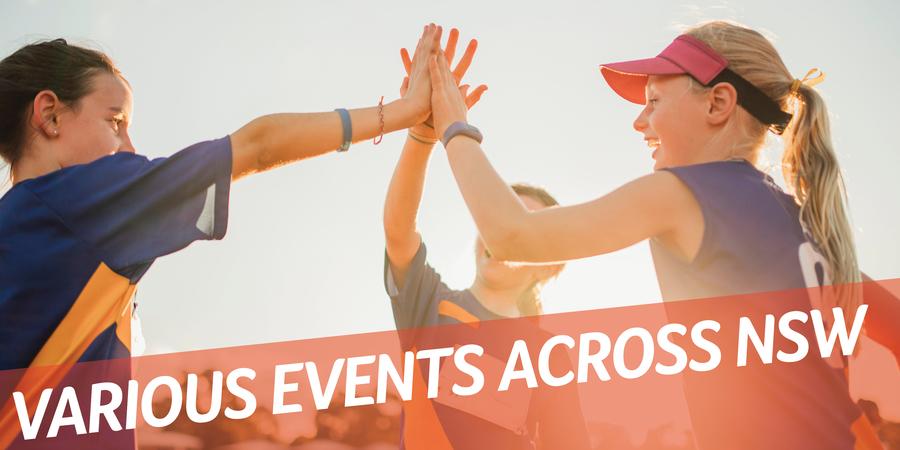 Active programs - April School holidays, NSW