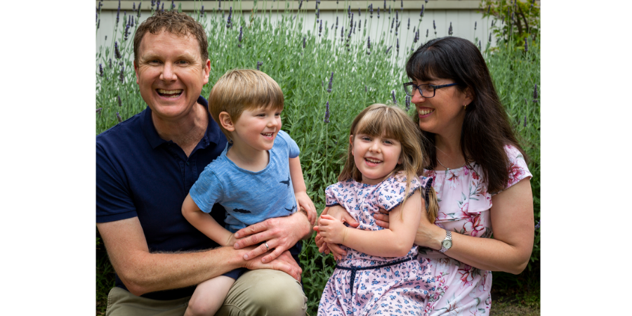 Stroke Foundation launches a new paediatric stroke booklet: Our Family's Stroke Journey