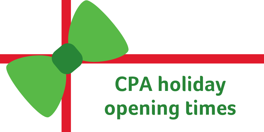 CPA  Holiday Closures