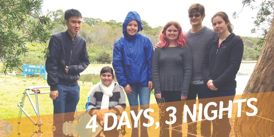 XTreme Teens Adventure Camp