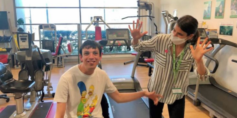 How CPA's accessible gym got BJ out of a rut