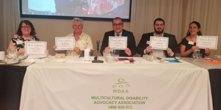 Put yourself in their shoes– improving rights for people with disability from multicultural communities