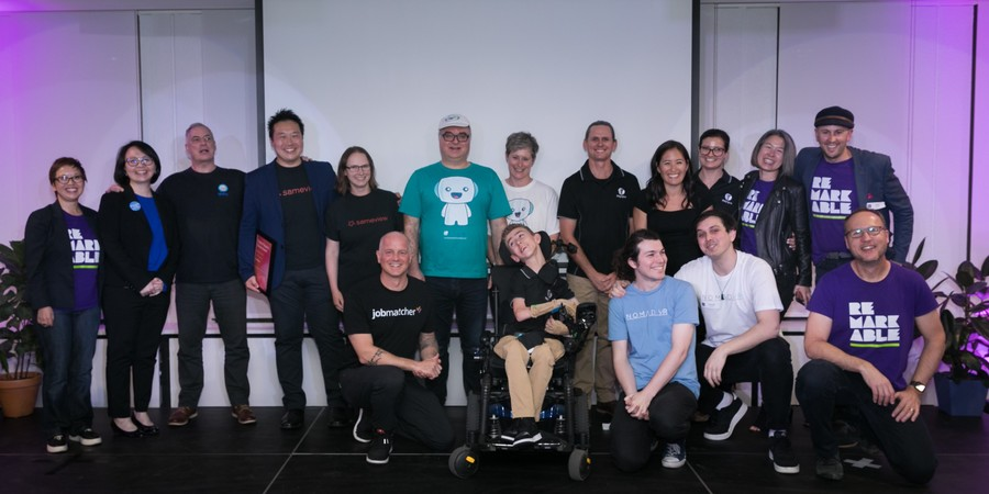 Disability startups pitch to 150 investors at Remarkable's fourth Demo Day