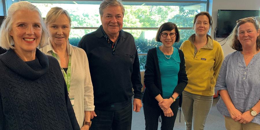 CPA celebrates pair of dedicated volunteers