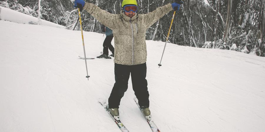 Adult Winter Ski Getaway (Jindabyne & Thredbo)
