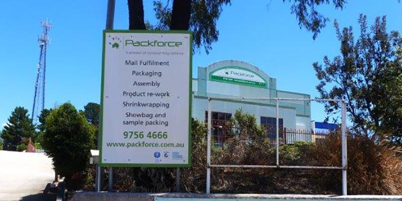 Packforce Wetherill Park