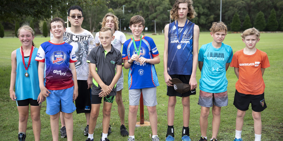 FULLY FUNDED Swimming-Triathlon-Race Running Camp