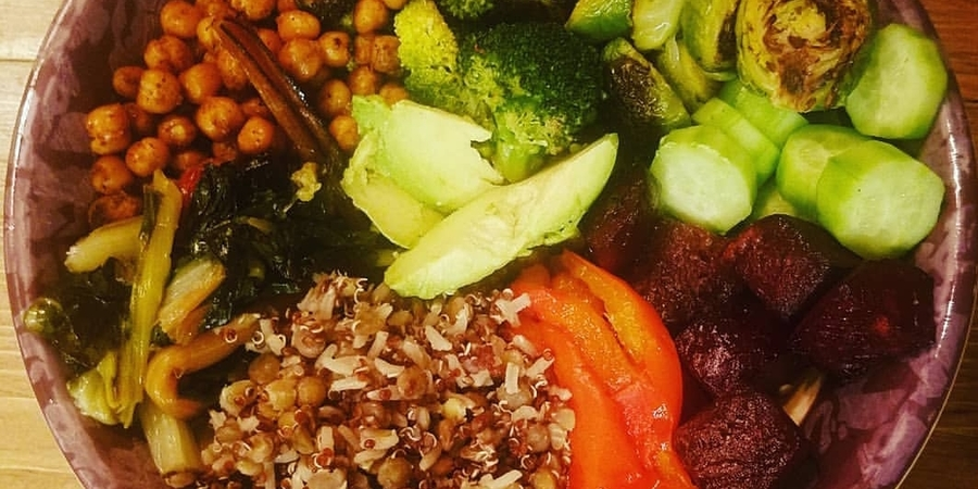 The Buddha bowl -  creating healthy meals for the family