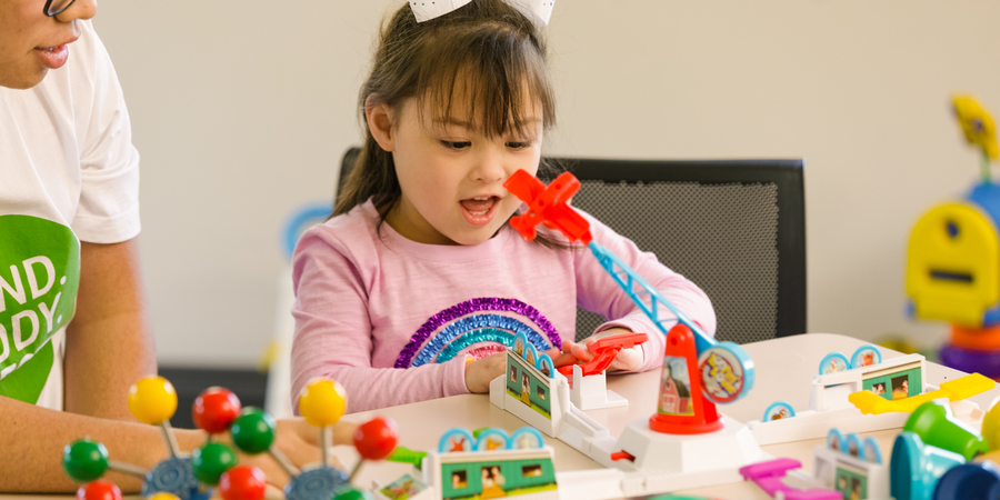 CPToys: Skill development is child's play