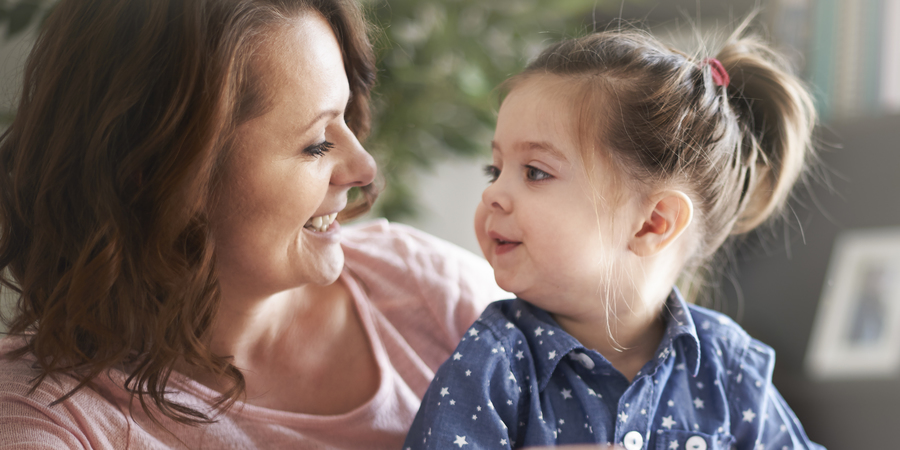 It Takes Two to Talk® — The Hanen Program® for Parents of Children with Language Delays