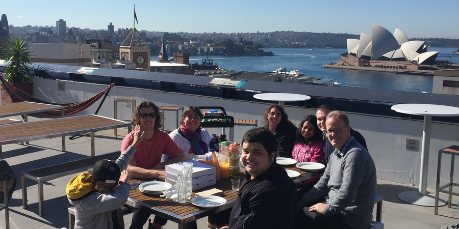 Young Adult Getaway - City (The Rocks, Sydney)