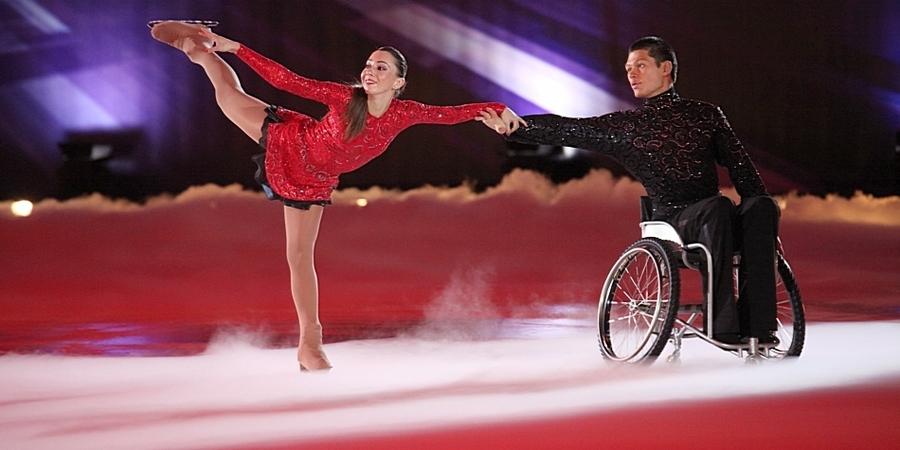 Maxim Kiselev makes his mark through dance