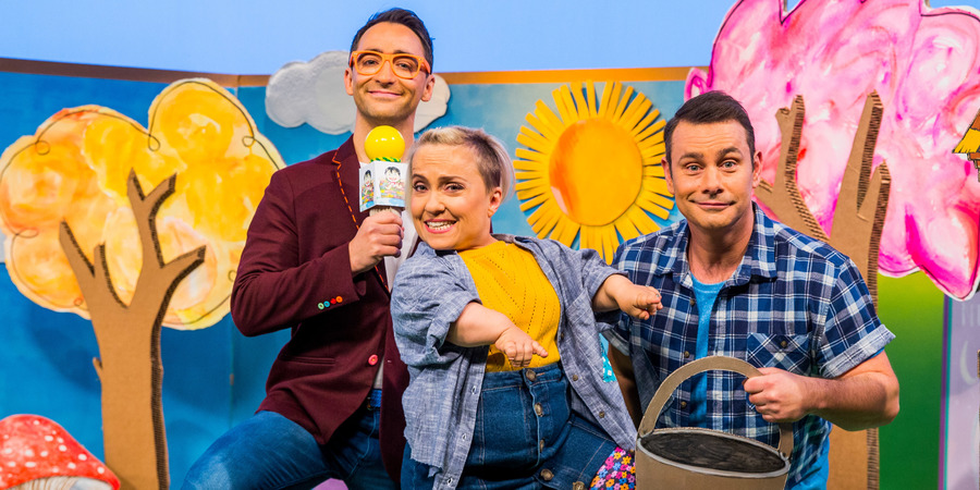ABC TV's Play School are casting for series 2 of Nursery Rhyme News Time