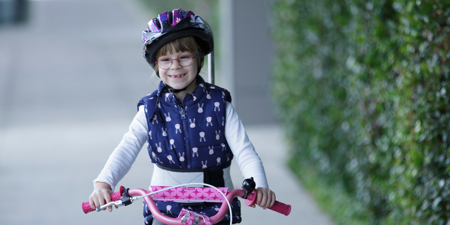 Top 4 reasons your child needs to ride a bike