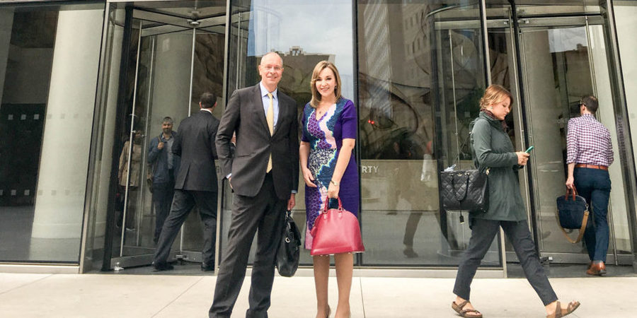Cerebral Palsy Alliance Research Foundation meets Time Inc