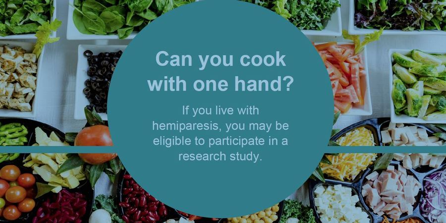 Can you cook with one hand?