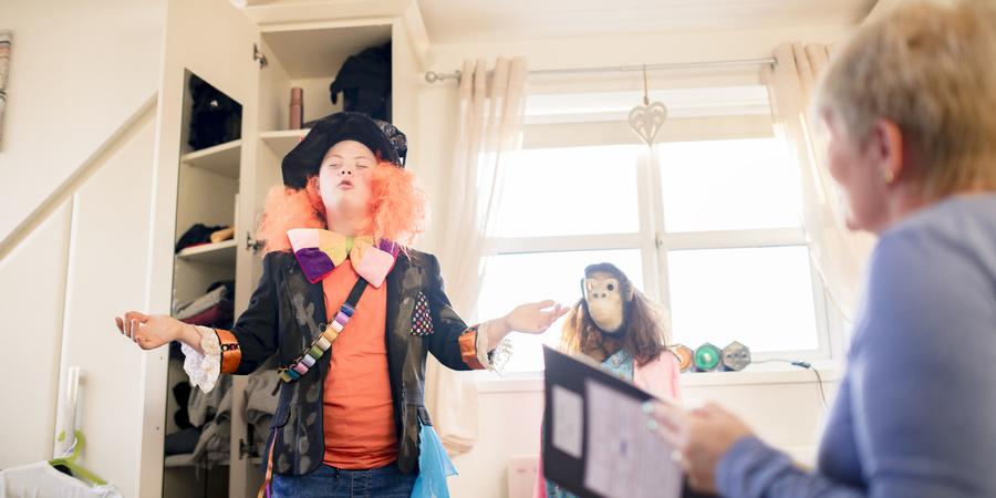 Storytelling with Drama Workshop - Online