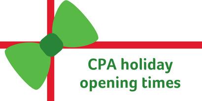 CPA  Holiday Closures