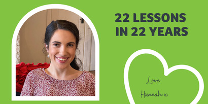 22 lessons in 22 years