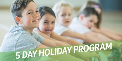 Healthy kids school holidays program - Ryde, NSW