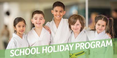 Ninja kidz school holiday program - Allambie, NSW