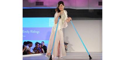 Xian Horn makes her mark through the adaptive fashion revolution