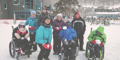 Teen Winter Ski Camp (Jindabyne & Thredbo)