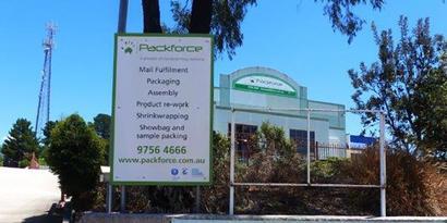 Packforce Wetherill Park