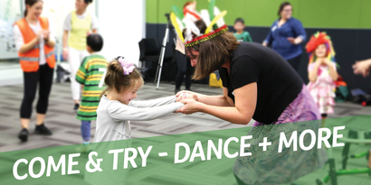 Come & try: dance  - July school holidays, NSW