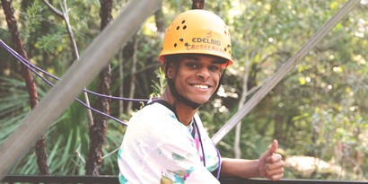 XTreme Teens Adventure Camp - SOLD OUT