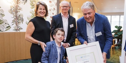 2021 Australia Day Honour for Ian Mayer, one of our major supporters!