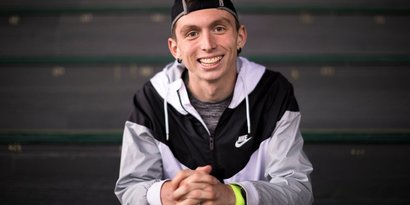 Nike's First Professional Athlete With Cerebral Palsy Galvanizes  STEPtember Campaign