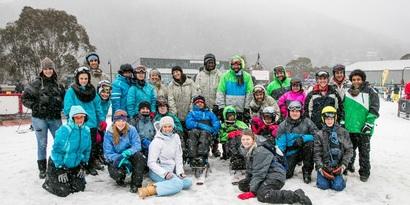 *CAMP IS FULL* - XTreme Teens Ski Camp