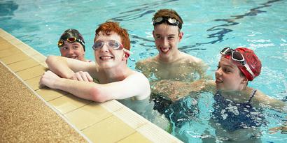 Autism Swim