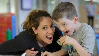 Research-backed therapy can improve your child's fine and gross motor skills