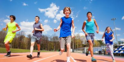 Run Squad improves movement skills