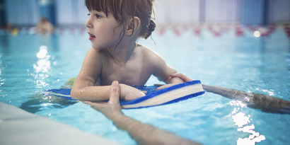 Preschool Hydrotherapy Group