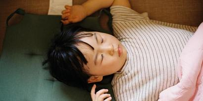 A Great Night's Sleep - 5 tips for your child with Cerebral Palsy